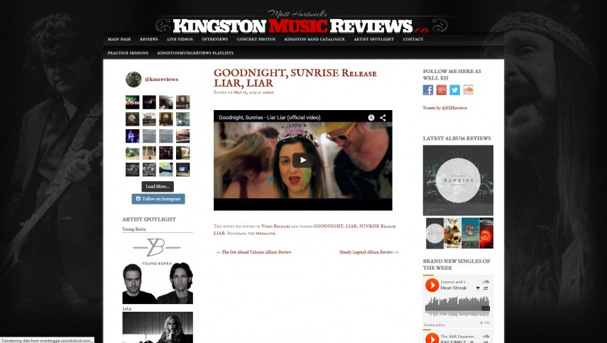 GNSR-liarliar-kingstonmusicreviews